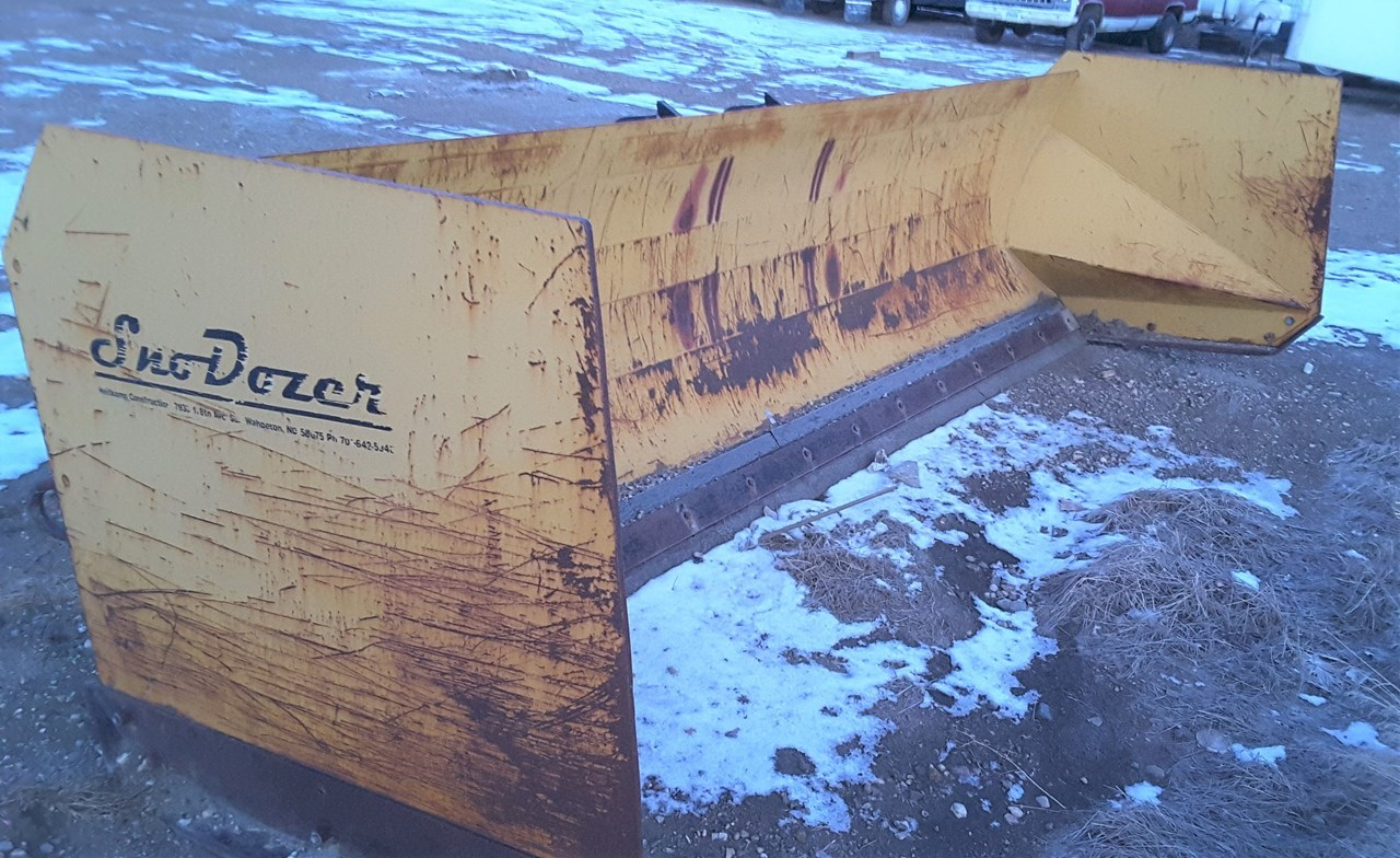 2008 NSW PSD-14-4 Snow Equipment For Sale