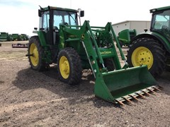 Tractor For Sale 1993 John Deere 7800 , 145 HP