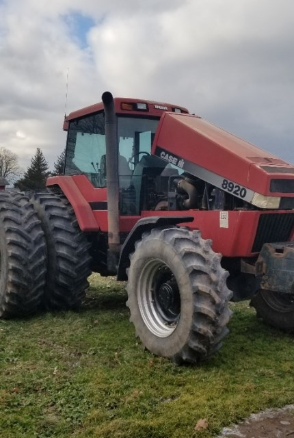 1998 Case IH 8920 Tractor For Sale