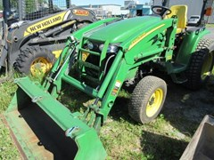 Tractor - Compact Utility For Sale 2011 John Deere 3320 , 32 HP