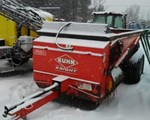 Manure Spreader-Dry/Pull Type For Sale: Knight 8114