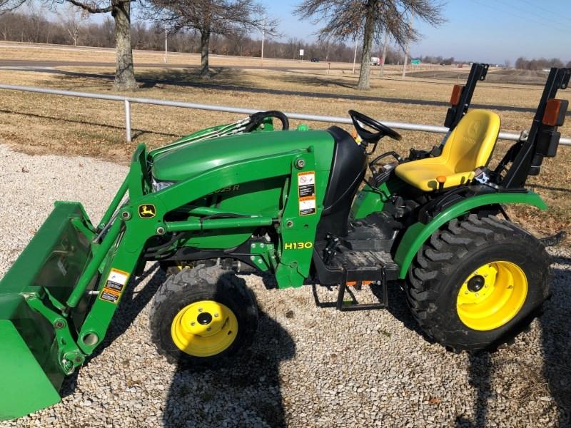 2016 John Deere 2025R Tractor For Sale