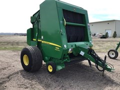 Baler-Round For Sale 2013 John Deere 569