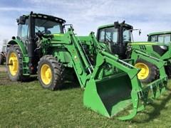 Tractor For Sale 2018 John Deere 6130R , 130 HP