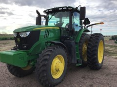 Tractor For Sale 2018 John Deere 6195R , 195 HP