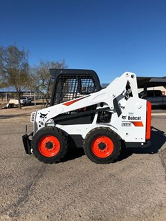 Skid Steer :  Bobcat S590 T4