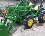 Tractor For Sale: 2017 John Deere 5075E, 75 HP