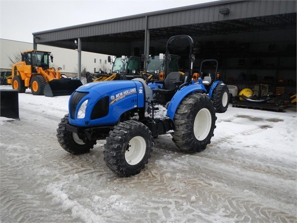 2017 New Holland Boomer 55 Tractor - Compact For Sale