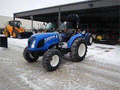 Tractor For Sale 2017 New Holland BOOMER 55 , 55 HP