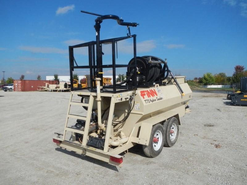 2017 Finn T75T Hydroseeder