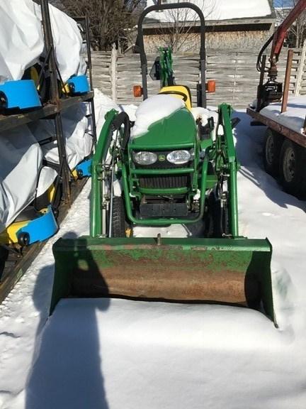 2007 John Deere 2320 Tractor For Sale