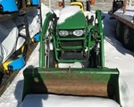 Tractor For Sale: 2007 John Deere 2320, 24 HP