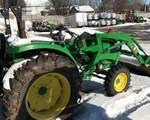 Tractor For Sale: 2015 John Deere 4044M, 44 HP