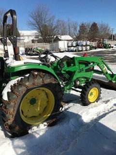 Tractor For Sale:  2015 John Deere 4044M , 44 HP