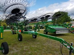 Hay Rake For Sale:  2016 Frontier WR3112