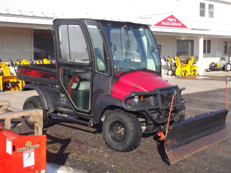 2014 Club Car XRT1550 Utility Vehicle For Sale