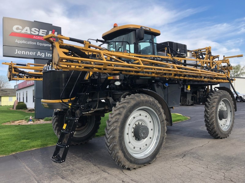 2012 Ag Chem ROGATOR 1100 Sprayer-Self Propelled For Sale