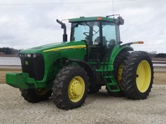 Tractor For Sale 2003 John Deere 8220