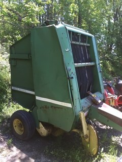 Baler-Round For Sale:  1985 John Deere 430
