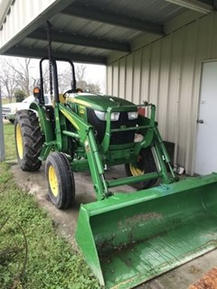 Tractor For Sale 2016 John Deere 5045E , 45 HP