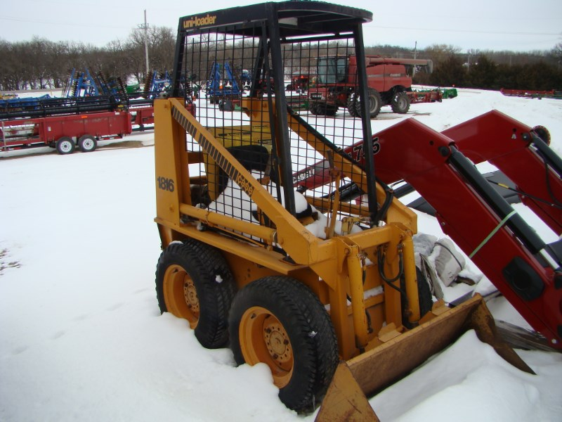 1984 Case 1816 Skid Steer For Sale