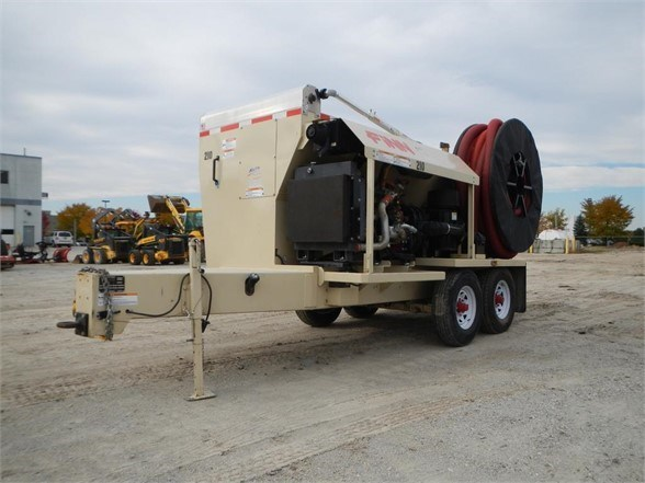 2018 Finn BB5 SERIES Bark Blower For Sale