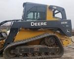 Skid Steer-Track For Sale2015 John Deere 333E