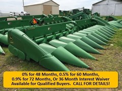 Header-Corn For Sale 2008 John Deere 612C