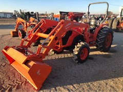 Tractor For Sale 2016 Kubota MX5200HSD , 52 HP