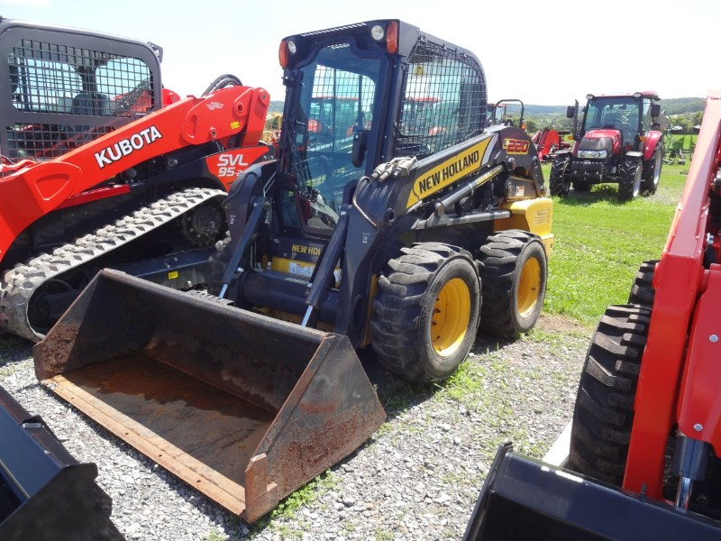 2016 New Holland L220 Skid Steer For Sale