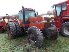 Tractor - Row Crop For Sale 1996 Case IH 7220 , 155 HP