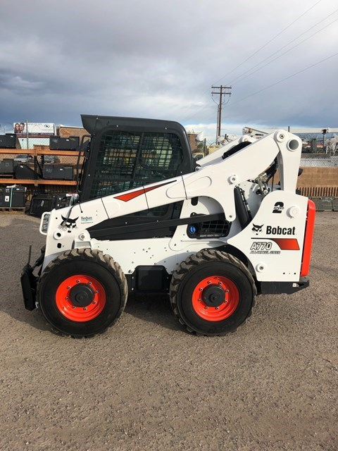 Bobcat A770 T4 Skid Steer