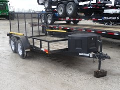 Utility Trailer For Sale 2012 American UT12A