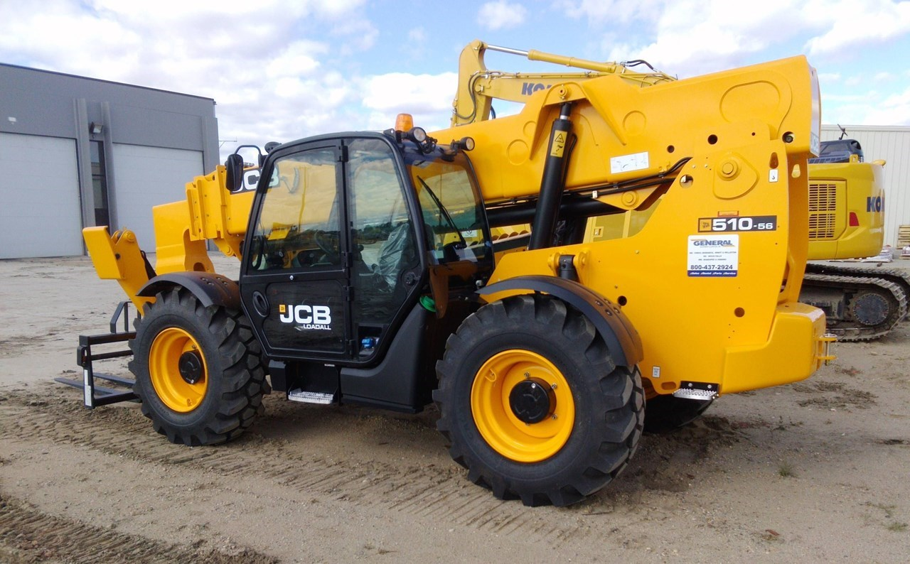 2018 JCB 510-56 Forklift For Sale