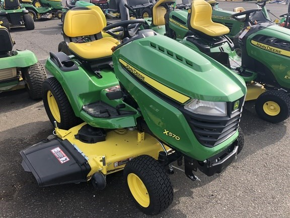 2018 John Deere X570 Riding Mower For Sale