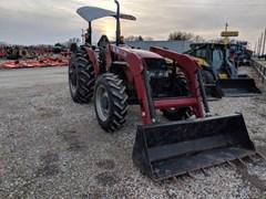 Tractor For Sale 2011 Case IH FARMALL 65A , 65 HP