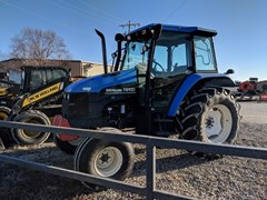 Tractor For Sale 2002 New Holland TS100 , 100 HP