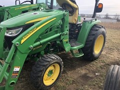 Tractor - Compact Utility For Sale 2015 John Deere 3039R