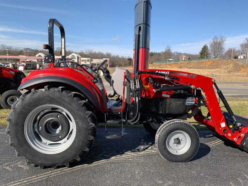 2016 Case IH FARMALL 75C Tractor For Sale