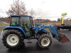 Tractor For Sale 2001 New Holland TL90 , 90 HP