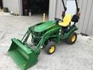 Tractor For Sale:  2017 John Deere 1025R , 25 HP