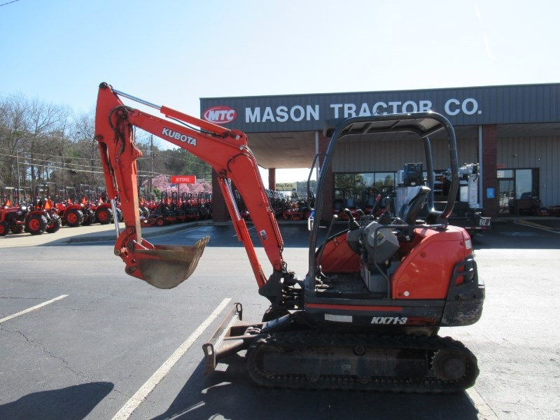 2005 Kubota KX71-3R1 Excavator-Mini For Sale