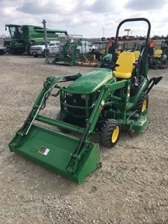 Tractor For Sale 2017 John Deere 1025R , 23 HP