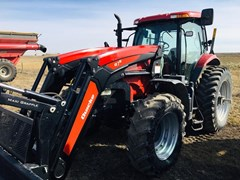 Tractor For Sale 2012 Case IH PUMA 170