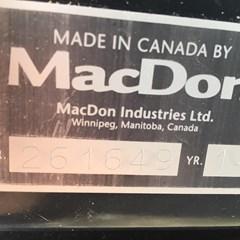 2014 MacDon D65 DRAPER HEADER Header-Draper/Rigid For Sale » Big Sky