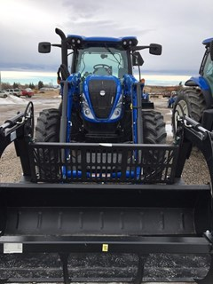 Tractor For Sale 2019 New Holland T6.175 ELEC COM T4B
