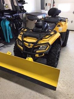 ATV For Sale 2012 Can-Am 2012 OUTLANDER MAX 500XT YELLOW