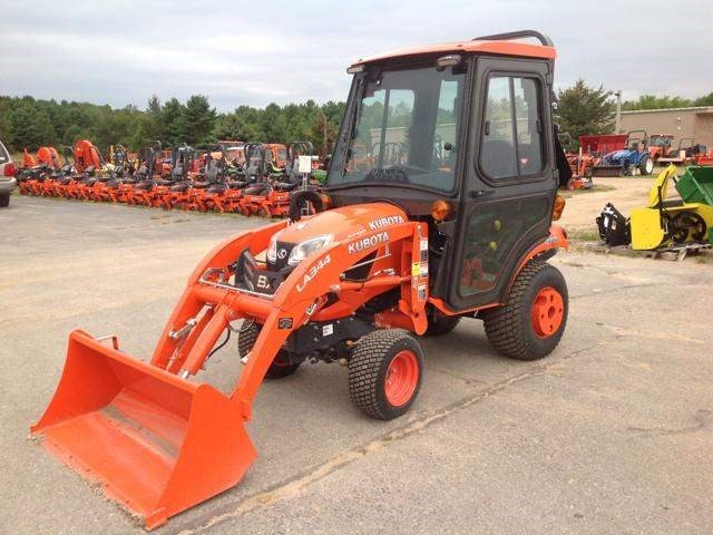2018 Kubota BX2680TV Tractor For Sale