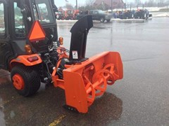 Snow Blower For Sale:  2011 Kubota B2789