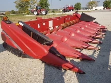 2012 Case IH 3408, Fits 6088/7088/7120/9120, 8R30, HHC, FT Cabezal para cultivos en hilera a la venta
